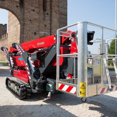 Hinowa LL33.17 spinhhoogwerker Safety Lift.