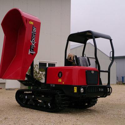 Hinowa TX2500 Traxporter Safety Lift Leimuiden